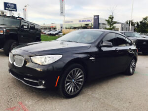 2011 BMW 550I GT IN IMMACULATE CONDITION, TOP OF THE LINE LOADED