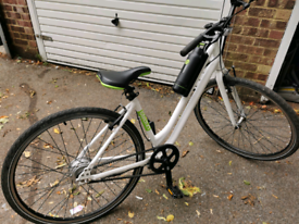 Gtech E-Bike City Electric Bicycle Mint £995