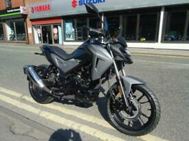 Sym NHX 125cc learner legal commuter. 5 year warranty and low rate finance