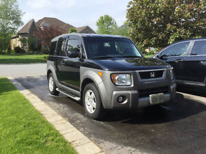 2003 Honda Element EX, Automatic SUV, Crossover