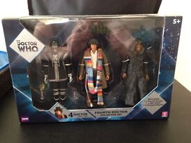 Doctor Who Collectors Sets (2 left) Brand New In Box