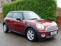 BMW-MINI ONE 1400cc ( LOW MILEAGE WITH BMW-MINI SERVICE HISTORY )