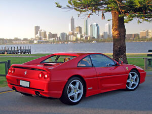 Want to buy a Ferrari F355 (Any year or color combo)