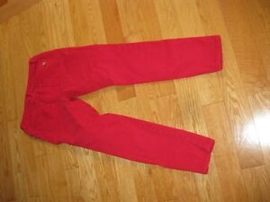 Michael Kors Red Jeans Size 8P West Island Greater Montréal image 1