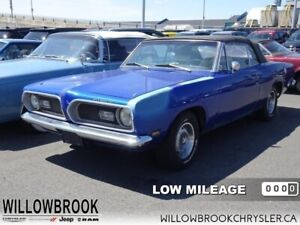 1969 Plymouth BARRICUDA 0  - Low Mileage