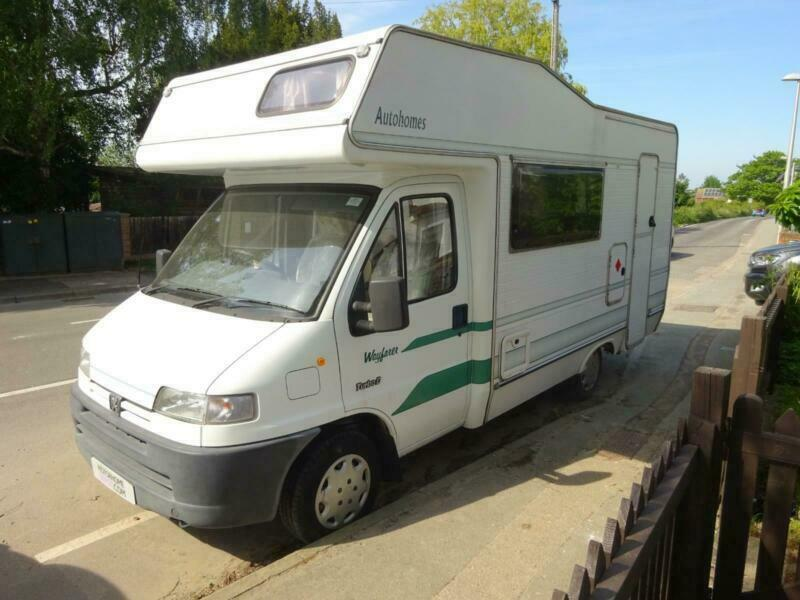Autohomes Wayfairer 1997 5 berth coach built Motorhome for sale | in  Maidstone, Kent | Gumtree