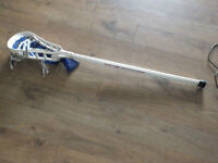 Gait Lacrosse stick and kidney protector