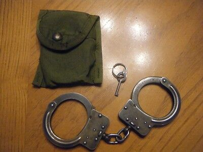 Cockett & Kelly Inc. Handcuffs Vintage