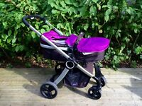Chicco Urban Travel System with ISOFIX Base