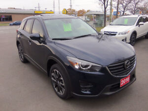2016 Mazda CX-5 GT AWD W/ Tech Package