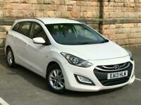 2013 White Hyundai i30 1.6CRDi Blue Drive (ISG) Active -P/X-FINANCE FROM £27 P/W for sale  Blackburn, Lancashire