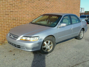 """2001 Honda Accord  """"CERTIFIED AND EMISSION TESTED"""""""