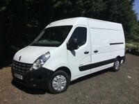 Renault Master MWB Extra 2.3dCi MM35dci 125bhp**1 OWNER**AIR CONDITIONING*