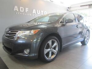 Toyota Venza V6 AWD TOIT PANORAMIQUE 2012