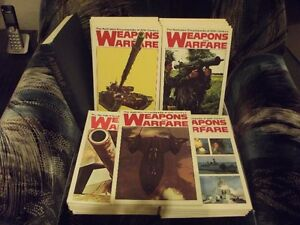 Weapons And Warfare Encyclopedia Books