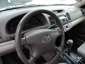 2002 Toyota Camry (Great for parts) St. John's Newfoundland image 6