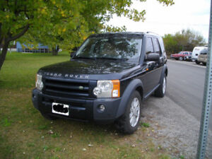 2007 Land Rover LR3 SUV, Crossover (if you see ad its for sale )
