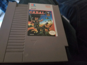 Cabal original Nintendo game