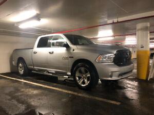 Dodge RAM 1500 LIMITED ECO DIESEL Propre Cuir/Toit/alpine/crew