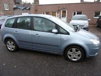 FORD C-MAX ford c max style 2007 Petrol Manual in Blue