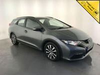 2014 64 HONDA CIVIC I-DTEC DIESEL ESTATE HONDA SERVICE HISTORY FINANCE PX