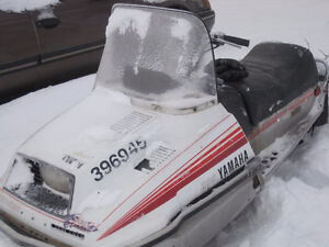 Yamaha Enticer 300 Twin Special