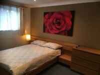 Large double room in Finchley for rent (bills incl.)