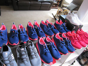 Running Shoes, adidas 8 1/2,9,10;PUMA 7 1/2,8,8 1/2, Br. New