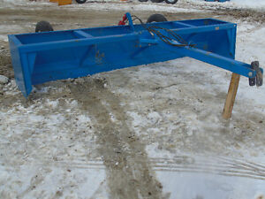 new 12 foot hydraulic land leveler road grader also 7 foot