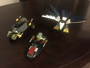 Lego ninja turtles and Chima