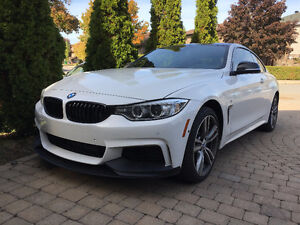 2014 BMW 435xi Coupe M performance - Lease transfer - DEAL