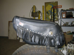 Viking Saddle Bags for 1100 Shadow