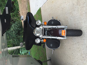 Great Harley Heritage Classic for sale