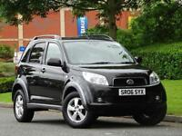 Daihatsu Terios 1.5 SX Petrol Black..10 SERVICE STAMPS + WARRANTY