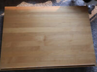 Beautifool wooden drawing/craft/painting table