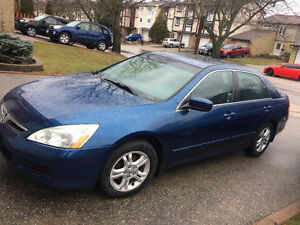 2007 Honda Accord EX-L Sedan Navigation-fully loaded