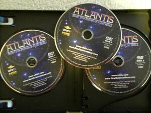 Atlantis: Secret Star-Mappers of A Lost World DVD Kitchener / Waterloo Kitchener Area image 2