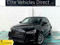 2015 Audi A1 1.4 SPORTBACK TFSI S LINE 5d 123 BHP Hatchback Petrol Semi Automati