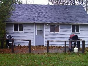 2 Bedroom Cottage on south side of Rice Lake