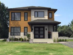 Nouveaux terrains résidentiels à St-Bernard