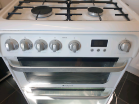 Hotpoint altima gas cooker