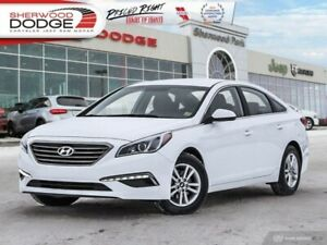 2017 Hyundai Sonata SE  | HEATED SEATS | BLUETOOTH | BACK CAM