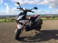 Sinnis Phoenix 50cc scooter/swaps