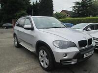 2007 07 BMW X5 3.0d SE 5 Seat Auto Big Spec Silver