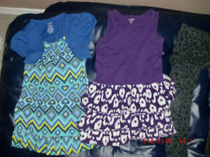 Girls (Size 8) Set of 12 Clothes, clothing for summer and fall