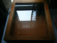 Vintage Store Display Cabinet, Premier Cutlery Company Ltd TO