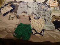 Baby boy clothes / vetement bebe garcon