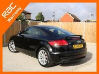 2010 Audi TT 2.0 TFSI 211 BHP Sport 6 Speed Full Leather /Suede Climate Control