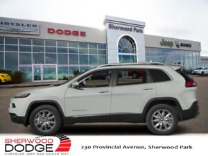 2014 Jeep Cherokee Limited  HEATED/VENTED LEATHER | SUNROOF | NA