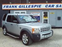Land Rover Discovery 2.7TD V6 HSE Station Wagon 5d 2720cc auto